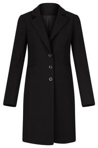 Klasyczny płaszcz Dagon czarny
