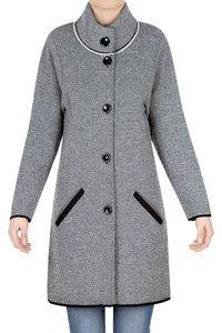 Modny sweter damski 4545 pepitka
