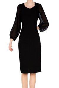 Sukienka damska Paulina czarna