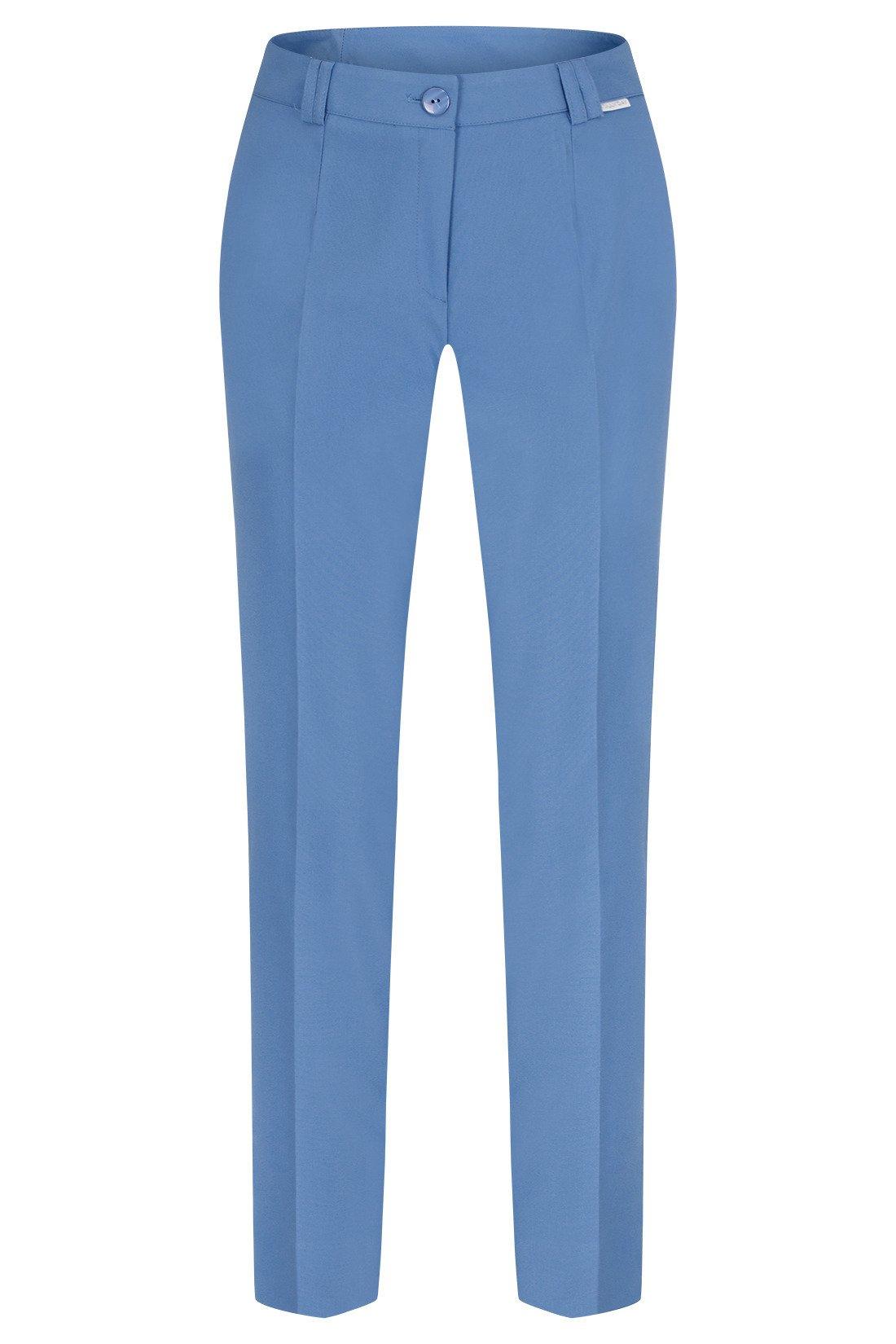 085bd9ab0e Spodnie damskie Hela jasny jeansowy rozciągliwe wysokie w stanie długość 7 8  Kliknij