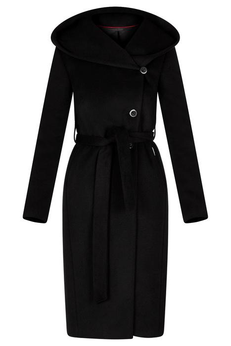 Damski płaszcz Zoe czarny