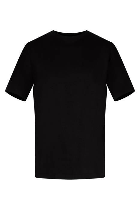 Klasyczna koszulka męska czarna
