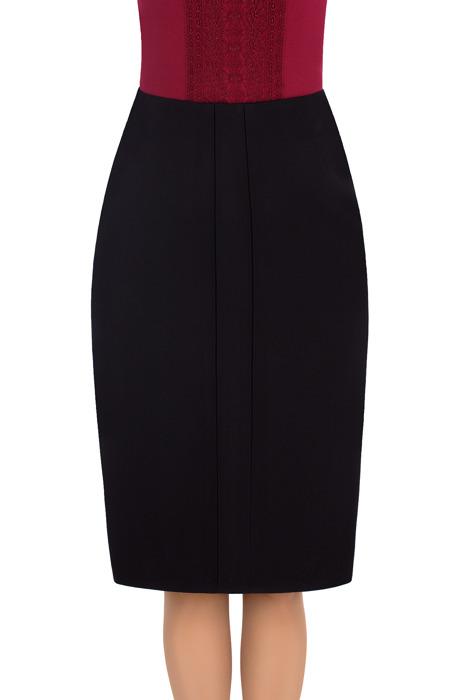 Klasyczna spódnica Bomag PST czarna