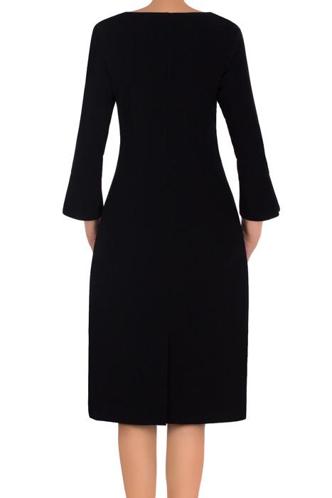 Klasyczna sukienka Rene Dagmara czarna