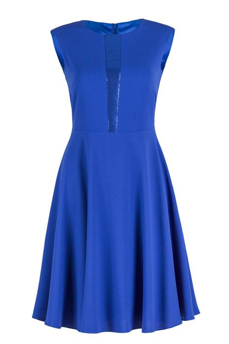 Sukienka Dagon 2153 chabrowa