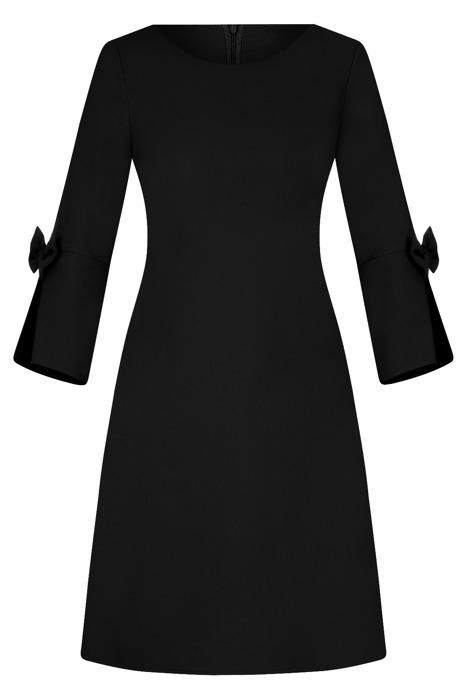 Sukienka Kama I czarna trapez