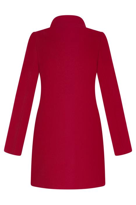 Wiosenny płaszcz, kurtka damska czerwona 3107