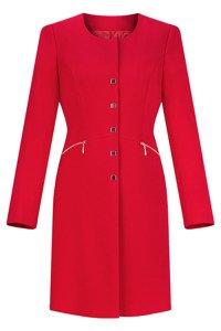 Płaszcz Dagon 1998 czerwony